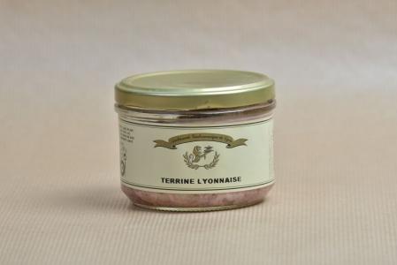Panier gourmand numéro 11 <br />Le petit Lyonnais !